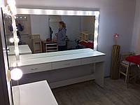 Стол для визажиста (макияжа) гримерный с подсветкой V83