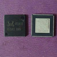 Микросхема Realtek RTL8112 для ноутбука