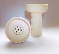 Чаша для кальяна - Глиняная, наружная под калауд.v.1