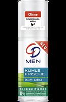 CD Дезодорант мужской роликовый Прохладная свежесть 50 мл (Германия)