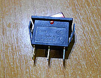 Переключатель KCD3-102N 15A 250v