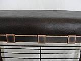 Банкетка кованая (арт MS-BK-012-2), фото 7