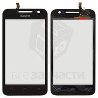 Сенсорный экран для мобильного телефона Huawei U8825D Ascend G330D, черный