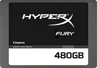 SATA-SSD-MLC 480GB Kingston HyperX Fury (SHFS37A/480G)