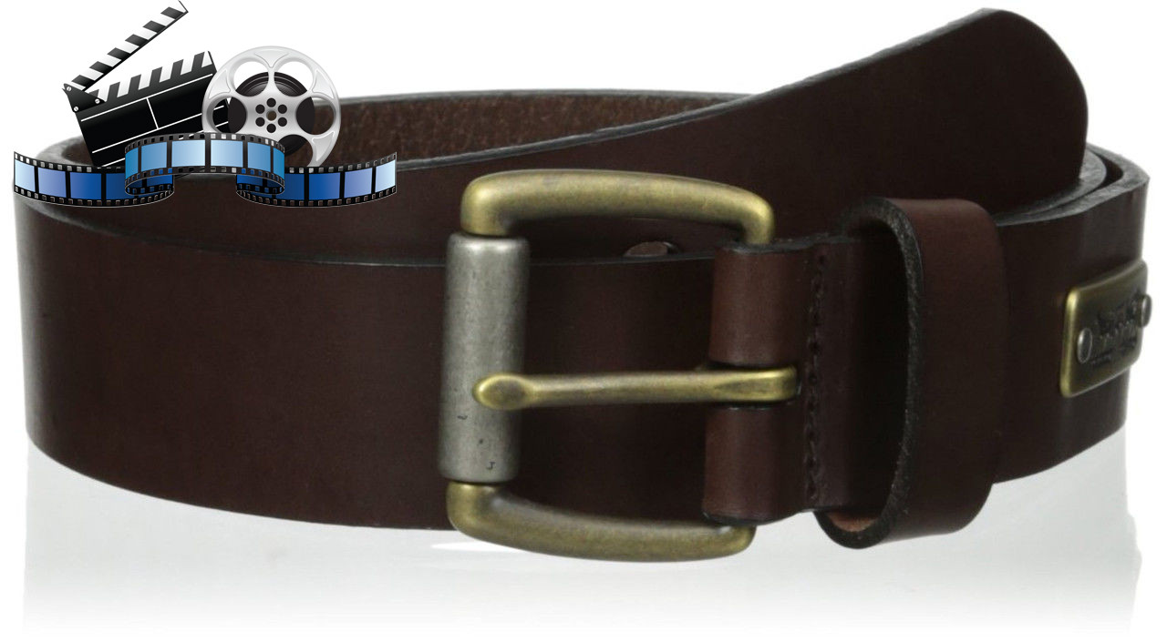 Ремень Levi's Tailored Bridle, Brown