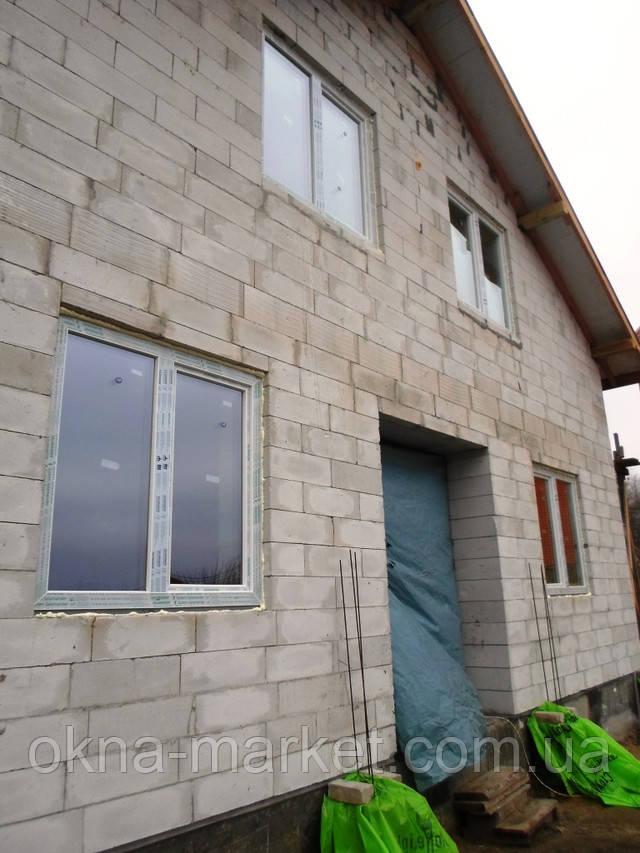 Пластиковые окна для дачи в Киеве - фирма