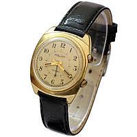Позолоченные часы Полет с будильником