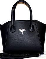Женская брендовая сумка Prada. Качественная сумка. Стильный дизайн. Интернет магазин. Код: КДН936