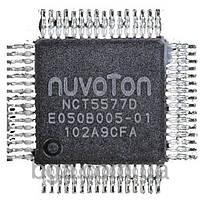 Микросхема Nuvoton NCT5577D для ноутбука