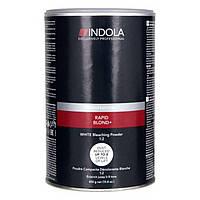 "Indola порошок осветляющий ""Indola"" Rapid Blond + white, белый (450g)"