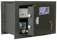 Встраиваемый в стену сейф STR 28ME/27 (SAFEtronics STR 28ME/27)