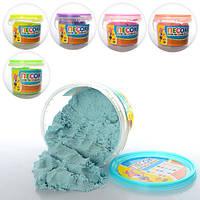 Песок кинетический в ведре, разные цвета - 1 кг. !!!