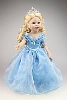 Кукла Жаклин, реборн, 45 см, полностью из винила, в подарочной упаковке