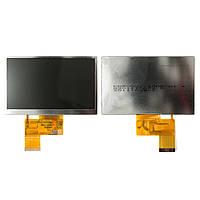 Дисплей (LCD) для автонавигаторов Navi N50i BT, оригинал