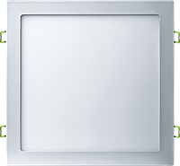 LED Светильник Встраиваемый BIOM (квадрат) 18W 4500K Алюминий 1800Lm
