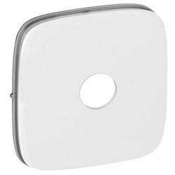 Лицевая панель переключателя с датчиком движения, белый - Legrand Valena Allure