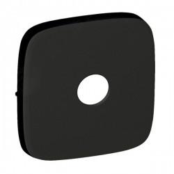 Лицевая панель переключателя с датчиком движения, черный - Legrand Valena Allure