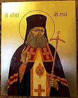 Икона писаная Святой Лука, фото 1