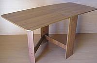 Стол кухонный раскладной ноги ДСП(Стол книжка 700*200) СК - 1