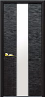 "Двери межкомнатные ПВХ с зеркалом 1Z ""САХАРА"""