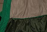 Зимняя куртка на девочку Мишель 134 р зеленая арт 85-00., фото 8