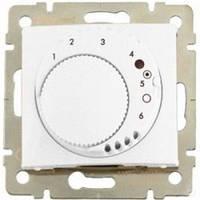 Термостат для теплого пола с датчиком, белый - Legrand Galea Life