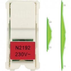 Светодиодная подсветка для выключателей - ABB Zenit