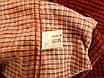 Теплая мужская рубашка микровельвет Trelegant XL 094Рт, фото 8
