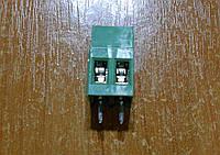 Клеммник винтовой KLS-129-5 2P 5mm
