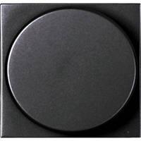 Светорегулятор поворотный для люминесцентных ламп, 700 Вт/ВА, антрацит - ABB Zenit