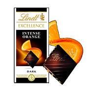 Lindt Intense Orange Темный шоколад с апельсином 100 г (Швейцария)