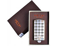 Зажигалка подарочная HETAI с голосовым управлением (спираль накаливания, USB) №4688-5 SO