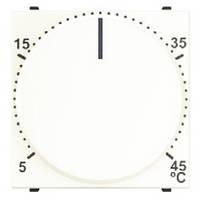 Термостат для теплого пола с датчиком температуры, белый - ABB Zenit
