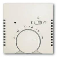 Центральная плата для механизма терморегулятора теплого пола, chalet-белый - Abb Basic 55