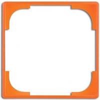 Декоративная вставка, оранжевый - Abb Basic 55