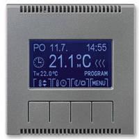 Блок управления универсального программируемого термостата, сталь - Abb Neo Tech