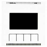 Блок управления универсального программируемого термостата, белый - Abb Neo