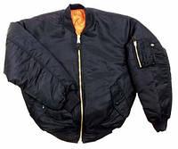 Куртка лётная MA1 США (Blue)