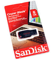 USB Flash Drive 8Gb SanDisk Cruzer Blade (-)