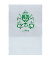 Салфетки с логотипом Mokasol