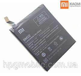 Аккумулятор (АКБ, батарея) BM22 для Xiaomi Mi5, Li-Polymer, 3,85 B, 2910 мАч, оригинал