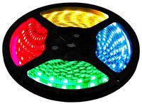 Светодиодная LED лента SMD 5050 - 60 RGB, не герметичная