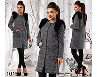 Элегантное пальто - 10159