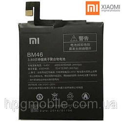 Аккумулятор (АКБ, батарея) BM46 для Xiaomi Redmi Note 3, 4050 mAh, оригинал