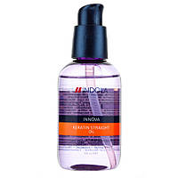 "Indola масло для выравнивания волос ""Indola"" Keratin Straight Oil (100ml)"