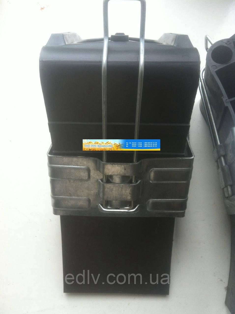 Противооткатное устройство (башмак)  310 мм. с держателем DK15004