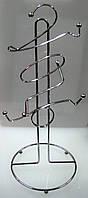 """Подставка для 6-ти чашек  """"саксофон""""   №19032"""
