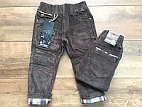 Вельветовые брюки для мальчиков 1- 2 года