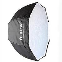 Софтбокс октабокс GODOX  зонтичного типа для импульсного или постоянного света,диаметр 80см