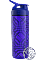 Шейкер Blender Bottle Signature Sleek (760 ml Tartan Plaid Purple)